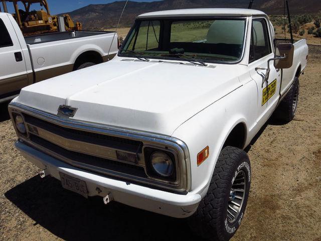 4 Wheel Diesel : Chevrolet k pickup truck four wheel drive