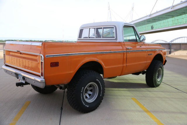 1969 chevy c 10 4x4 350 classic chevrolet c 10 1969 for sale. Black Bedroom Furniture Sets. Home Design Ideas