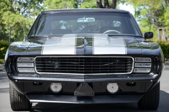 1969 Chevy Camaro Custom Pro Touring Restomod Built Ls2 6