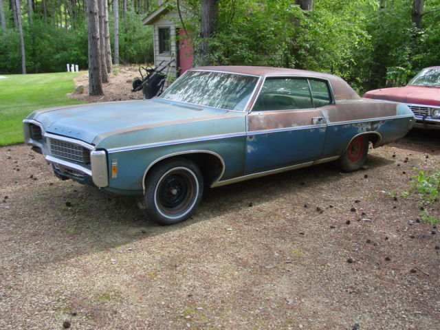 1969 chevy caprice 2dr coupe project or parts car like impala custom classic chevrolet caprice. Black Bedroom Furniture Sets. Home Design Ideas