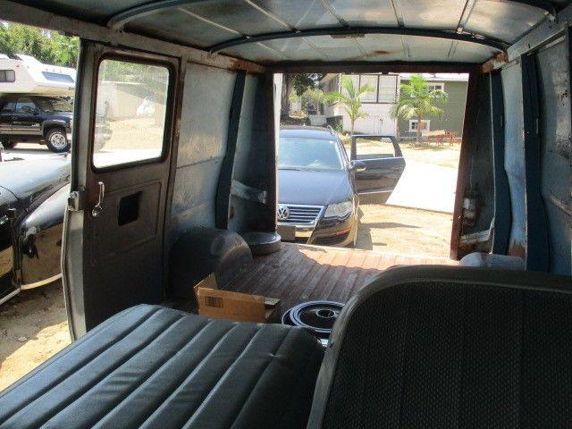 Chevy G Shorty X Vansmall Block Chevroletcool Custom Wd Vintage Ride