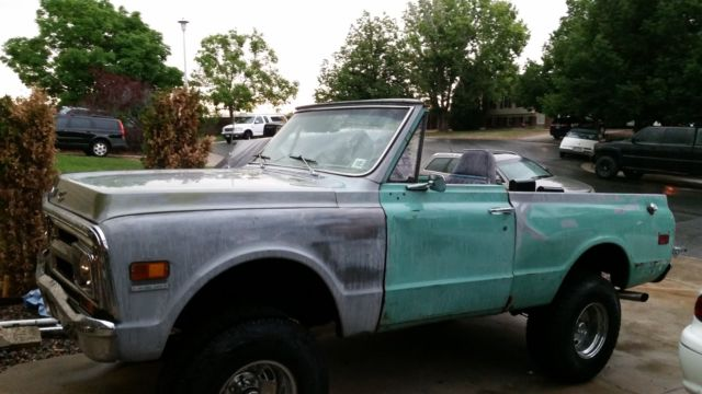 K5 Blazer For Sale >> 1969 chevy k5 blazer 350 removable hardtop convertable - Classic Chevrolet Blazer 1969 for sale