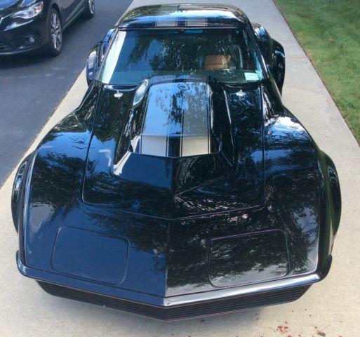Dallas Craigslist Car: 1969 Corvette Convertible Modified