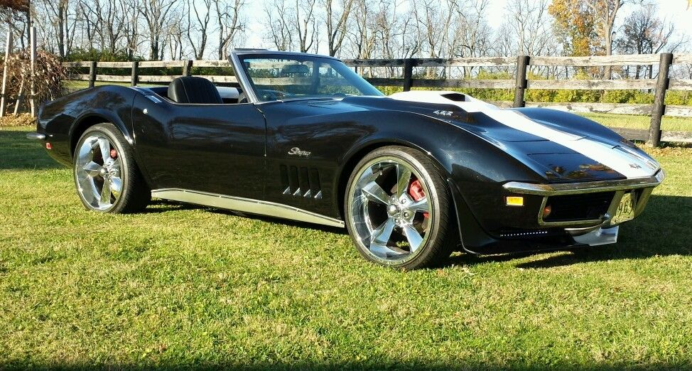 1969 Corvette Pro Touring Stingray Convertible Classic
