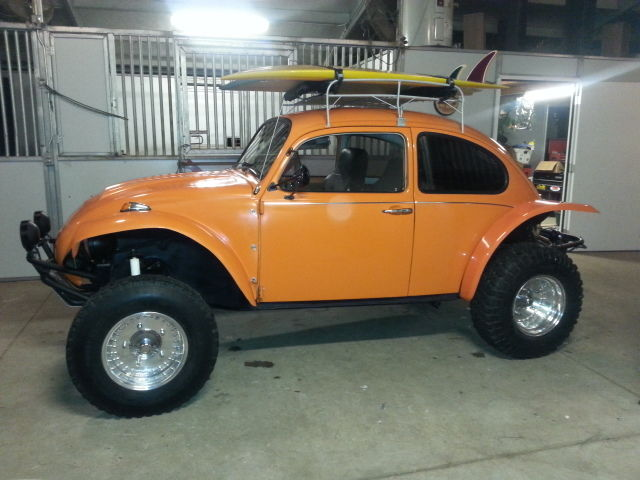 1969 CUSTOM BAJA STREET LEGAL - Classic Volkswagen Beetle