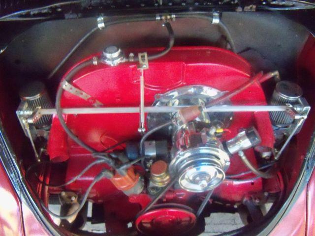 1969 custom vw beetle  u0026quot ol skool art u0026quot  ratrod hotrod