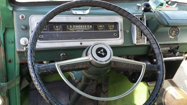 1969 Dodge A108 Window Van Classic Dodge A108 1969 For Sale