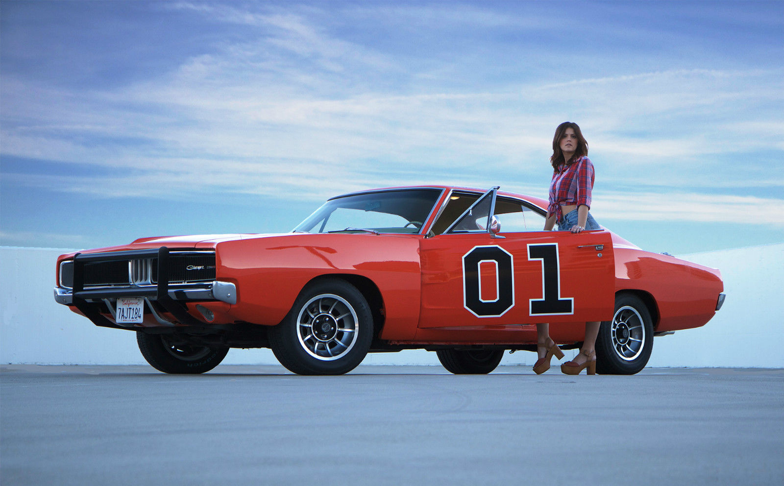 1969 dodge charger general lee dukes of hazzard   classic dodge charger 1969 for sale