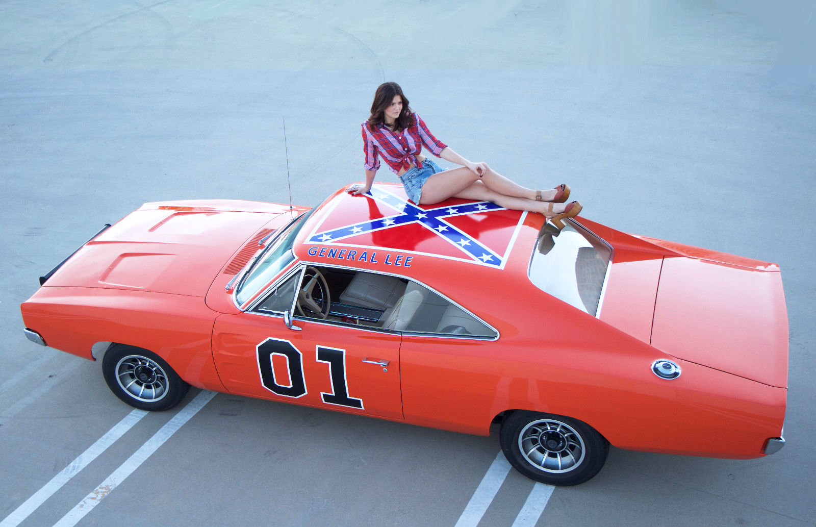"Used Cars For Sale In Oklahoma >> 1969 Dodge Charger ""General Lee"" Dukes of Hazzard for sale or for rent - Classic Dodge Charger ..."