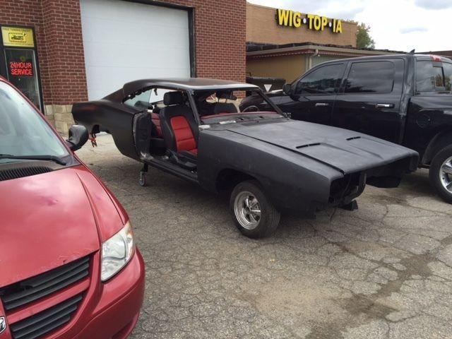Build A Dodge >> 1969 Dodge Charger Base 5 7 Liter Build Classic Dodge
