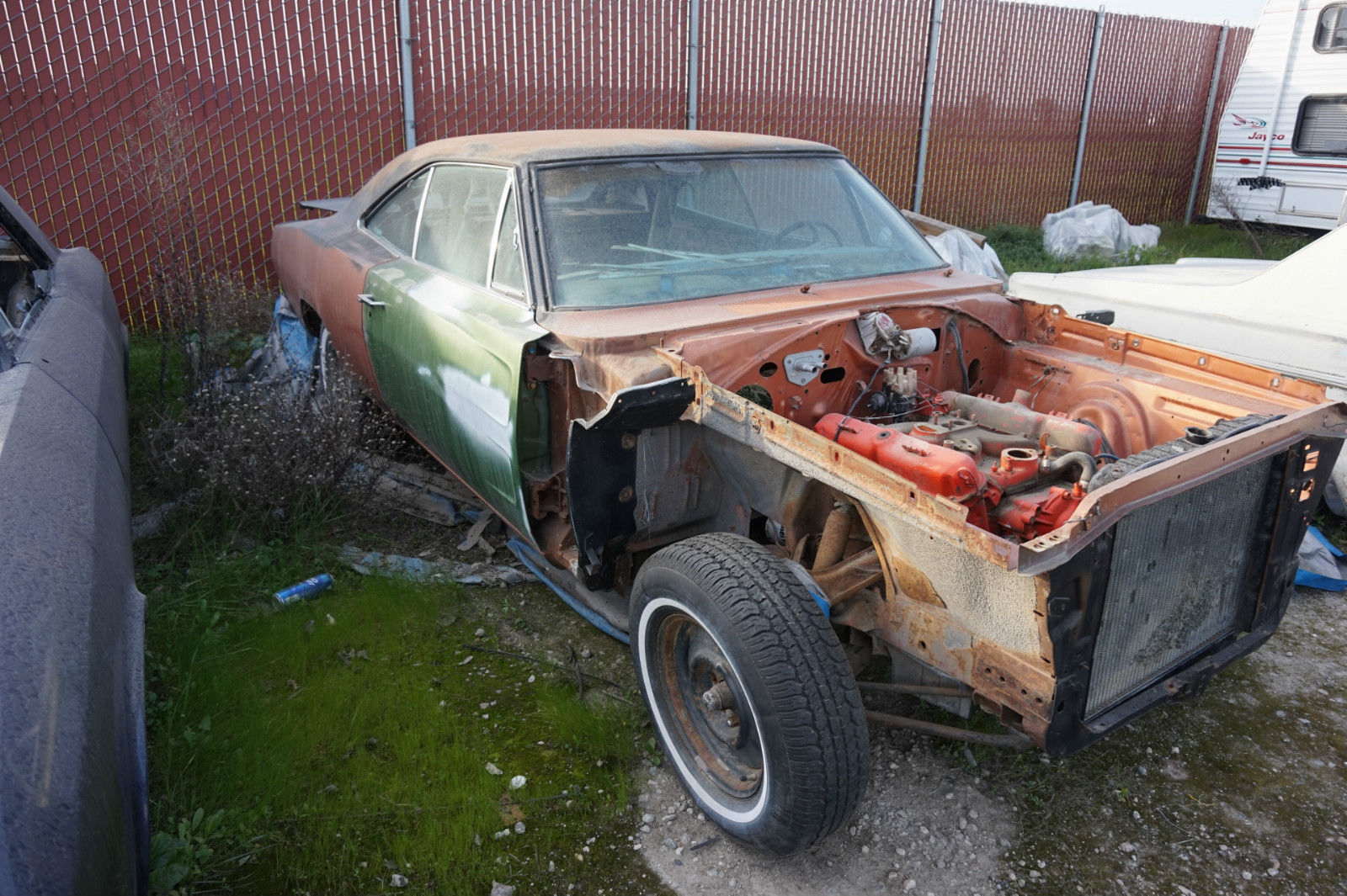 1969 Dodge Charger Project For Sale 2019 2020 New