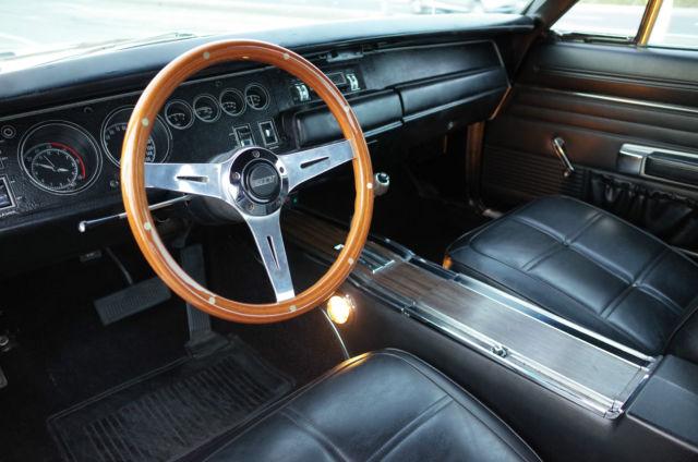 1969 Dodge Charger R T 440 Magnum Six Pack Classic Dodge