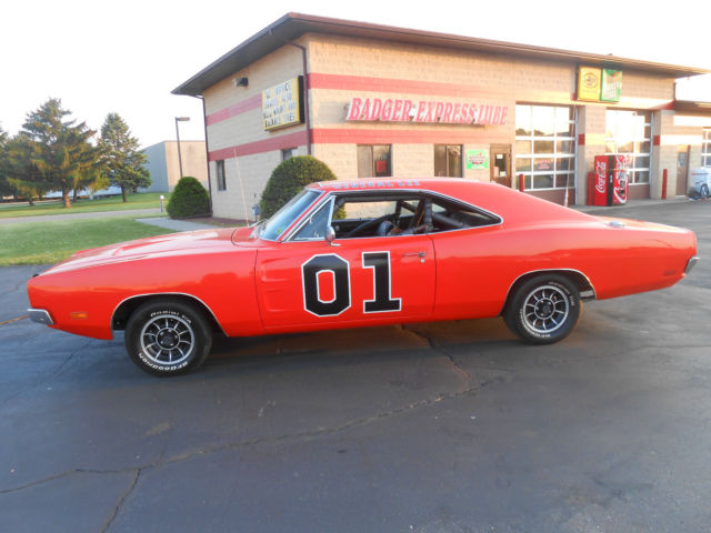 1969 dodge charger rt hardtop 2 door 72l dukes of hazzard general - 2016 Dodge Charger 2 Door