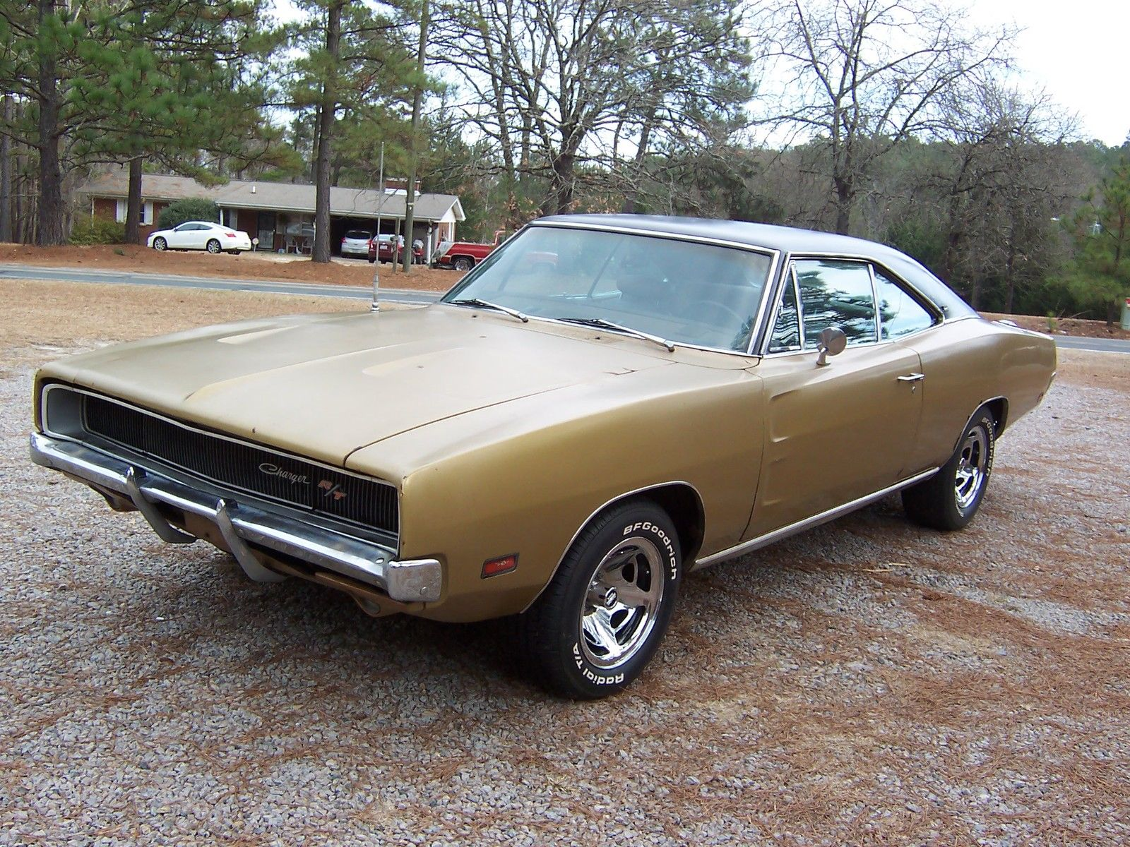 1969 Dodge Charger RT/SE - Classic Dodge Charger 1969 for sale