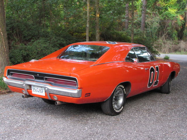 1969 Dodge Charger The General Lee Classic Dodge Charger