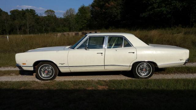 1969 Dodge Coronet 440 Sedan 4 Door 5 2l Classic Dodge