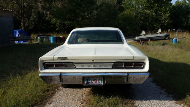 1969 Dodge Coronet 440 Sedan 4 Door 5 2l Classic Dodge