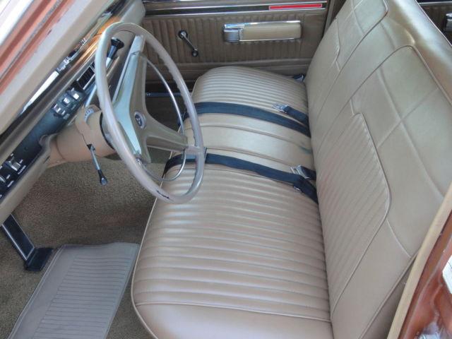 1969 Dodge Coronet 500 Wagon 383 330 Hp Ac Pwr Brakes