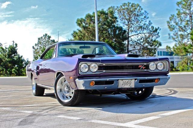 1969 Dodge Coronet R/T 440 Six Pack V8 Automatic