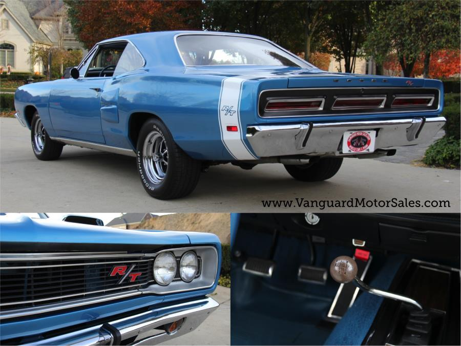 1969 Dodge Coronet R/T Broadcast Sheet Rotisserie 4 spd - Classic ...