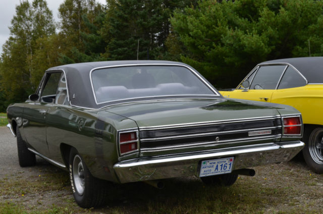 1969 dodge dart gts 383 hardtop 2 door 6 3l auto 391 pos. Black Bedroom Furniture Sets. Home Design Ideas