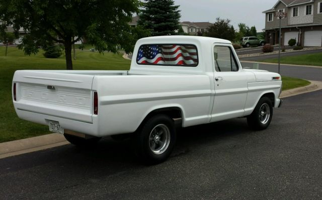 1969 F100 Short Bed - Classic Ford F-100 1969 for sale