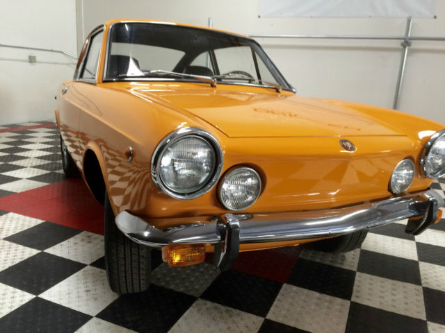 1969 fiat 850 sport coupe restored and ready to enjoy video classic fiat other 1969 for sale - Fiat 850 sport coupe for sale ...