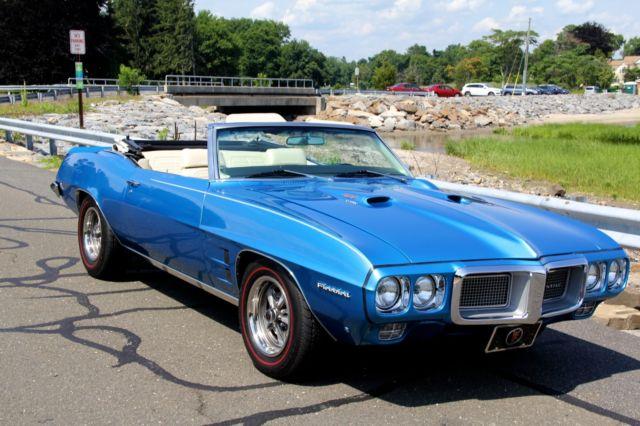1969 Pontiac Firebird 400 Conv