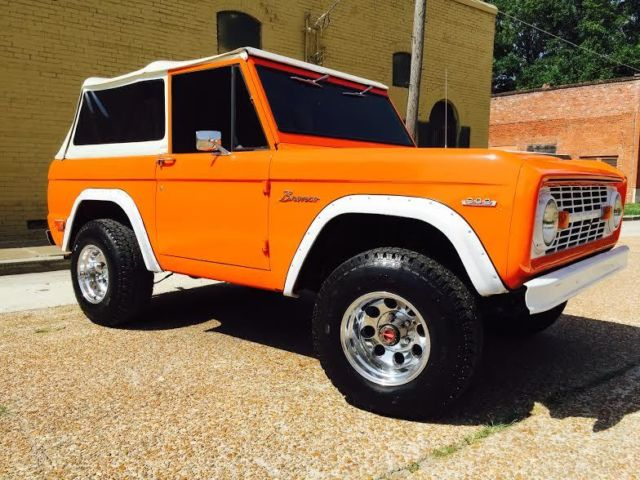 1969 Ford Bronco 302 Automatic Dana 44 Beautifully Built BroncoTons Invested