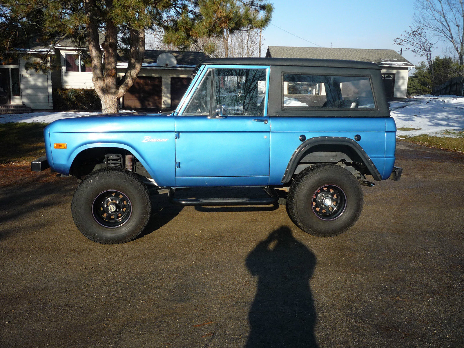 1969 Ford Bronco U15 Classic Ford Bronco 1969 For Sale