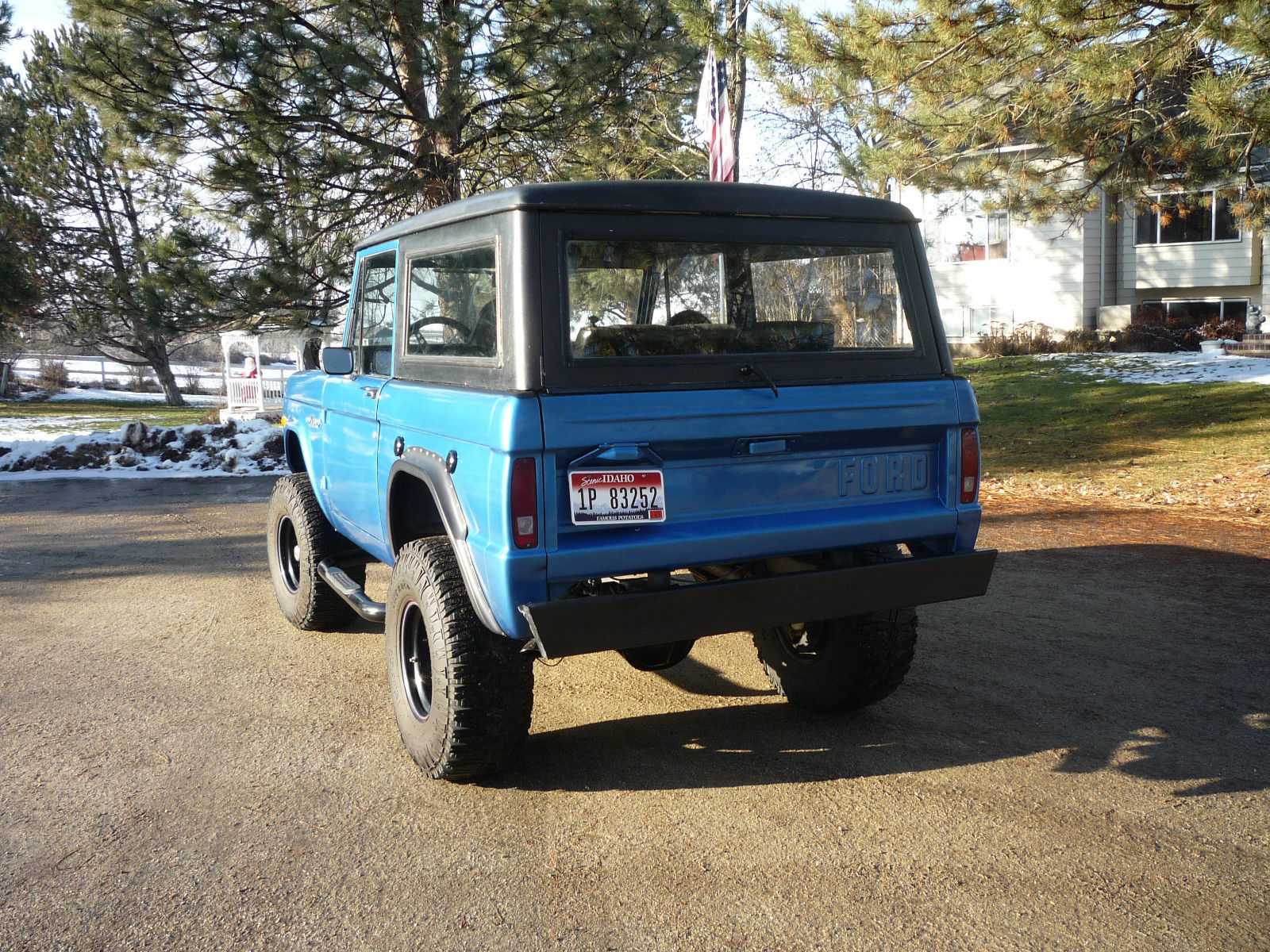 1969 Ford Bronco U15 Classic For Sale Lifted Prevnext