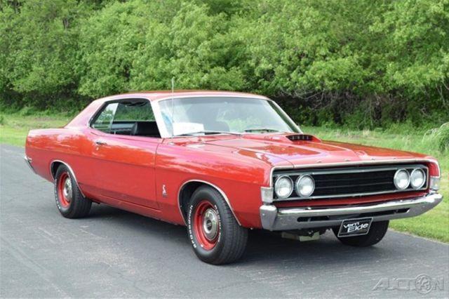 Sioux Falls Ford >> 1969 Ford Cobra, Fairlane, Torino 428 COBRA JET Q Code**SLEEPER**FAIR PRICE - Classic Ford ...