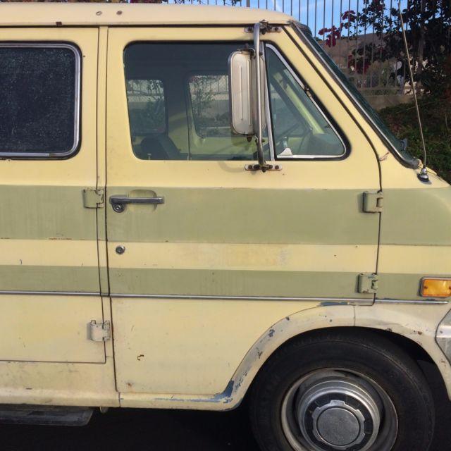 1969 econoline van parts