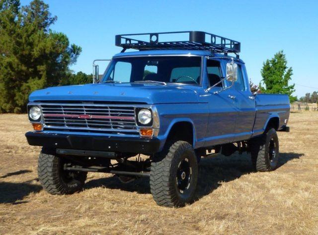 Ford F250 4x4 Highboy Sale.html | Autos Weblog