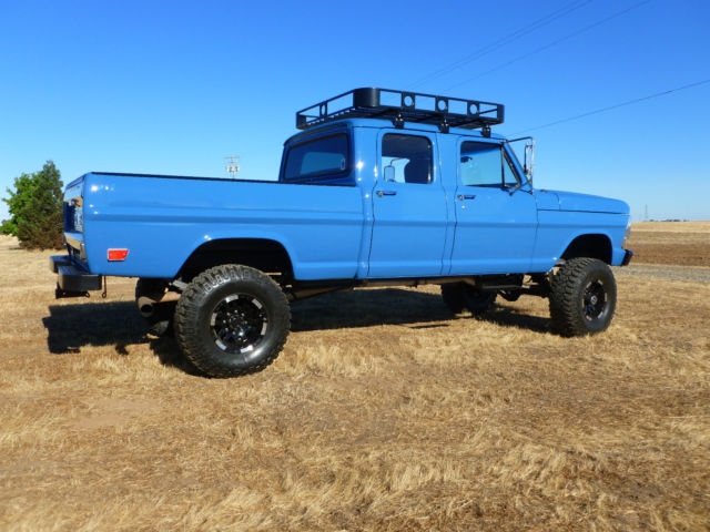 1969 ford f 250 crew cab 4x4 classic ford f 250 19690000 for sale. Black Bedroom Furniture Sets. Home Design Ideas