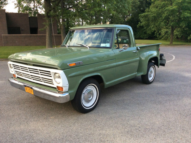 1976 Ford F100 Stepside Html Autos Post