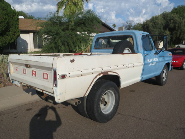 1969 ford f350 dually 460 big block setup for towing