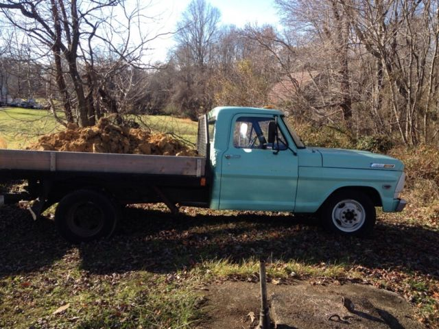1969 Ford F350 dump, great running daily driver , tons of ...
