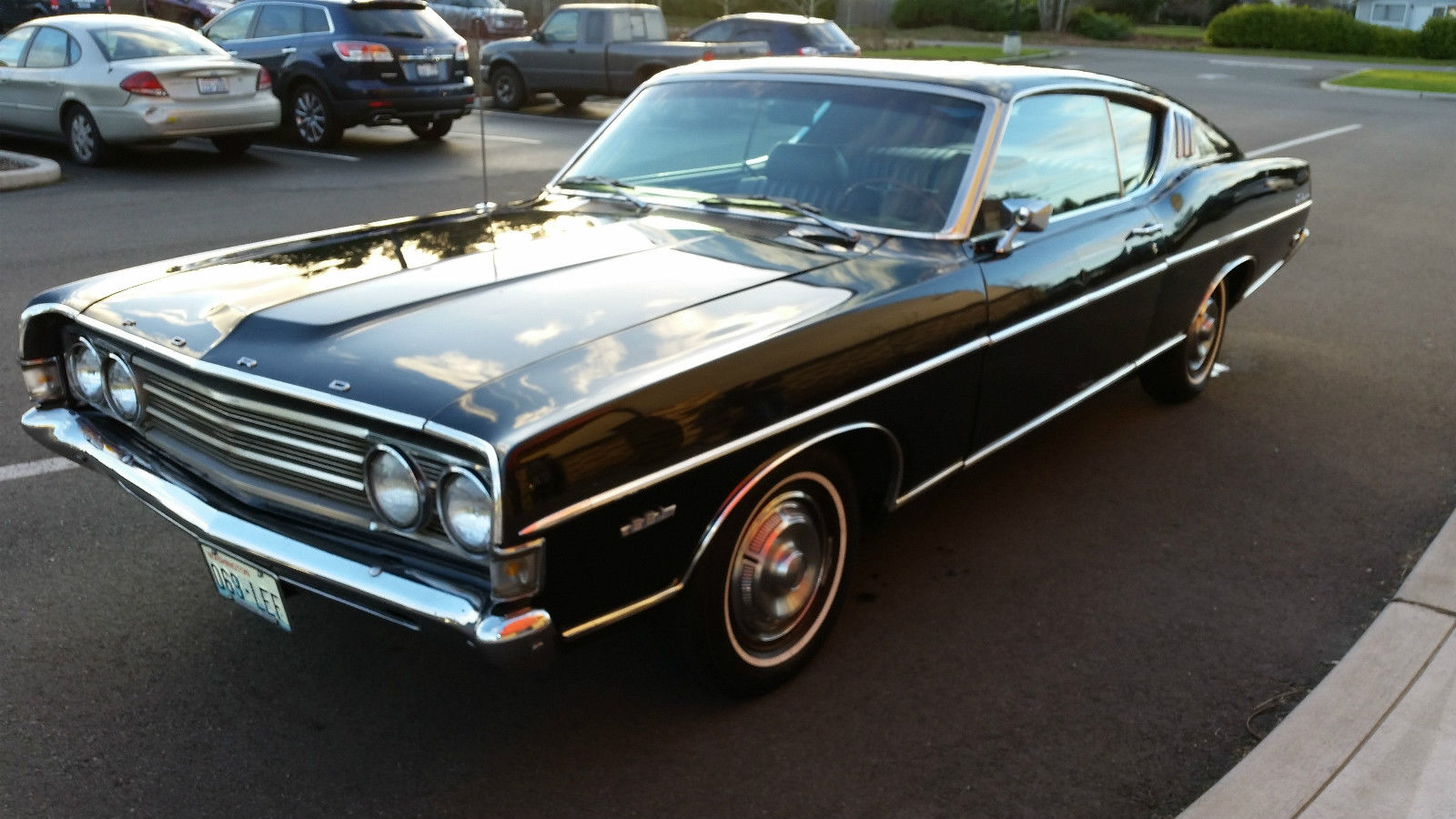 1969 Ford Fairlane 500 Fastback 351 Auto Must See