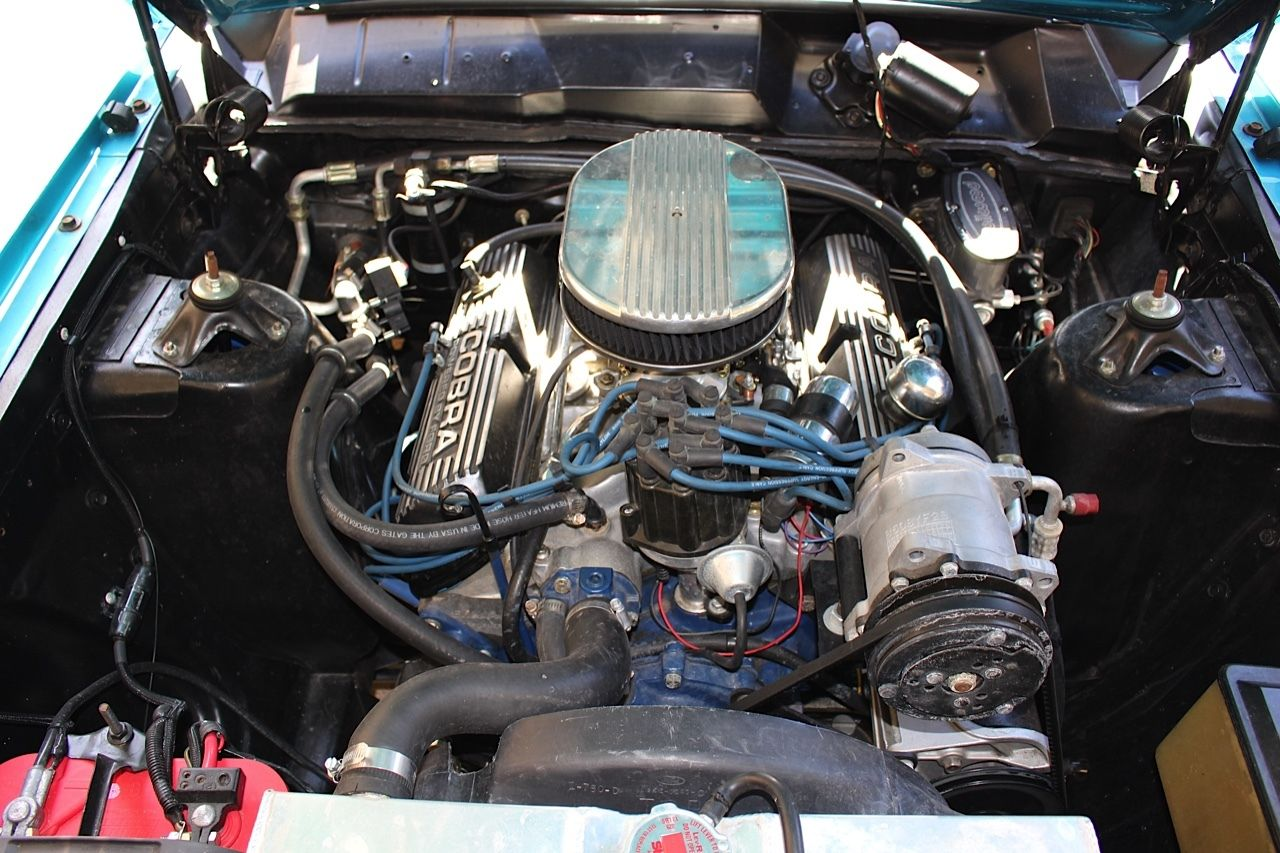 Ford Fairlane With Miles On Completely Rebuilt Windsor