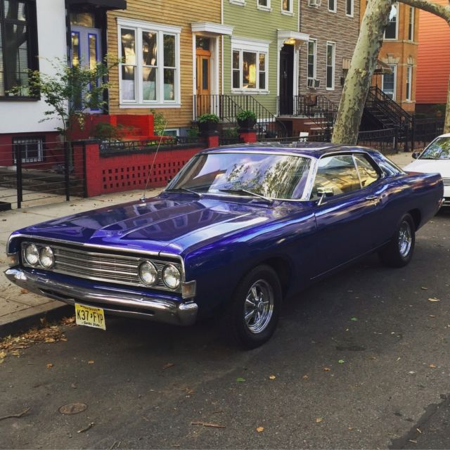 Original Classic Muscle Car