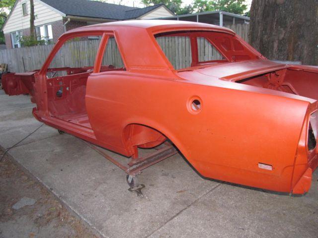 1969 Ford Falcon Futura 2 Door - Classic Ford Falcon 1969