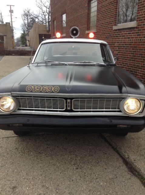 Cop Cars For Sale >> 1969 Ford Falcon Police Car - Classic Ford Falcon 1969 for sale