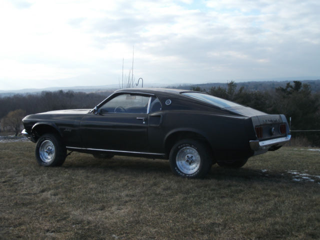 1969 ford mustang fastback raven black fold down rear seat restoration project classic ford. Black Bedroom Furniture Sets. Home Design Ideas
