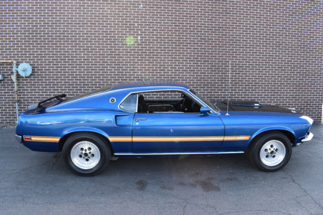 1969 ford mustang mach 1 427 classic ford mustang 1969 for sale. Black Bedroom Furniture Sets. Home Design Ideas