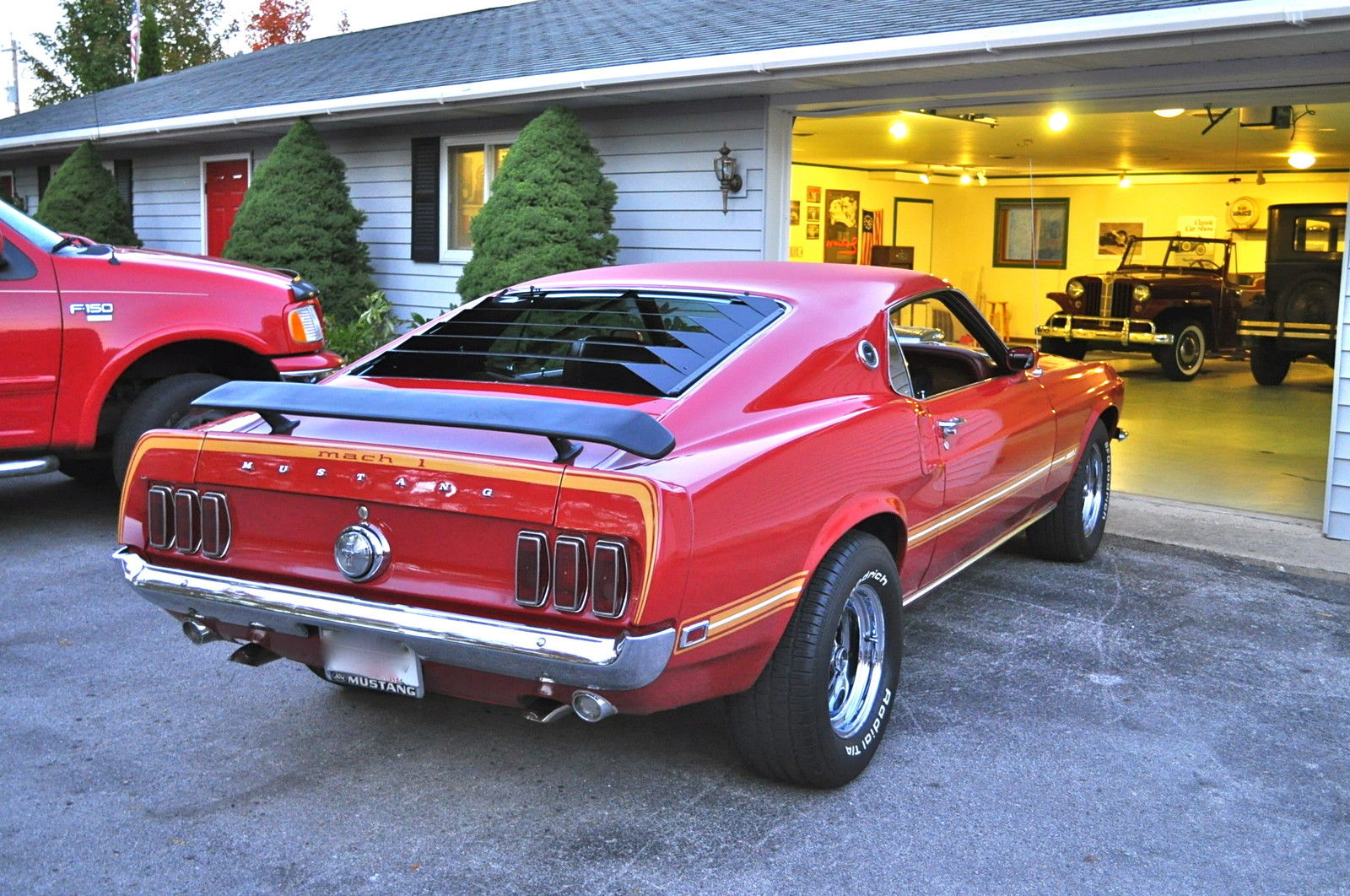 1969 ford mustang mach 1 428 cobra jet classic ford. Black Bedroom Furniture Sets. Home Design Ideas