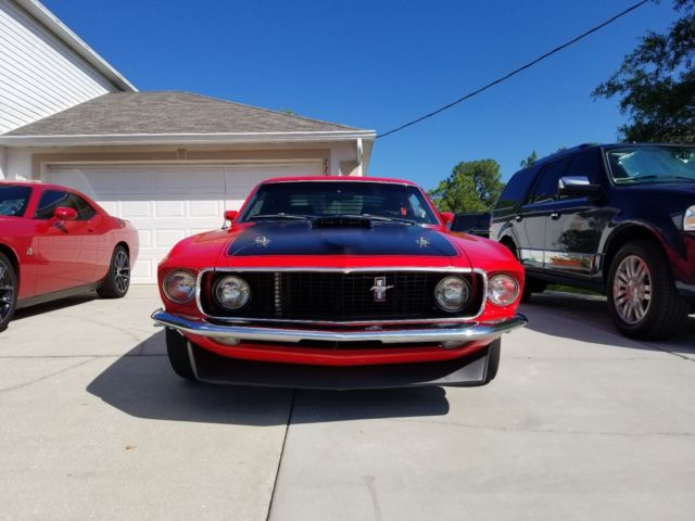 1969 Ford Mustang Mach One Restomod No Reserve Classic
