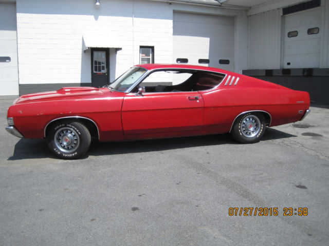1969 ford torino gt fastback 4 speed big block s code - Ford Gran Torino Need For Speed