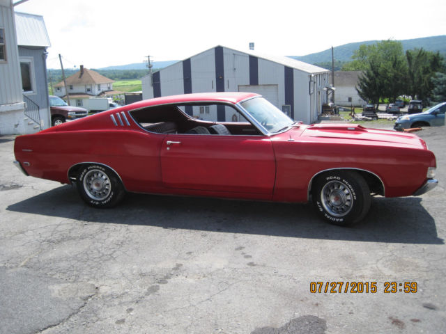 1969 Ford Torino GT Fastback 390 4 Speed S Code - Classic