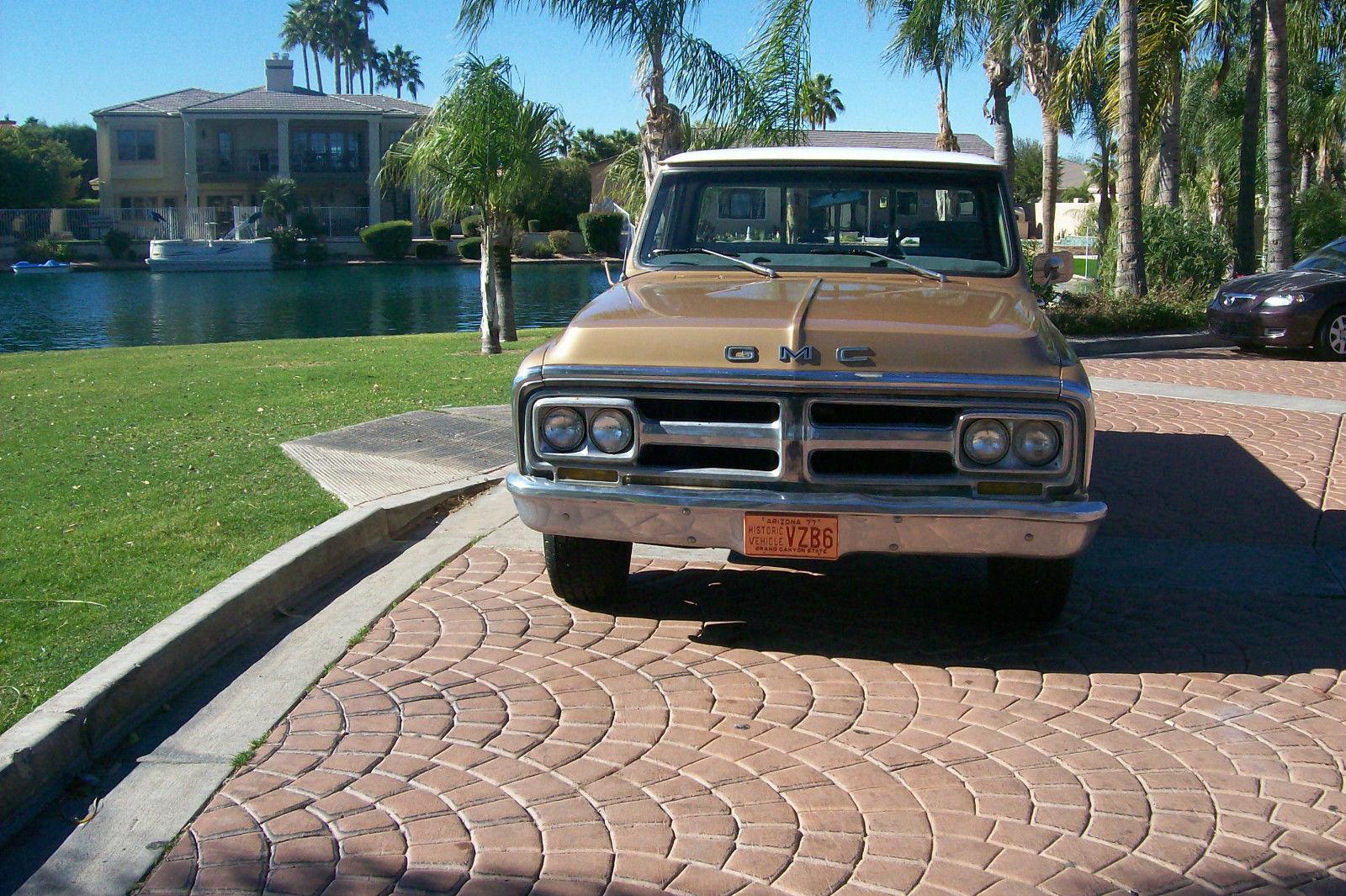 1969 Gmc Truck 1969 Gmc Custom Cab Truck Classic Gmc Sierra 1500 1969 For Sale